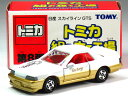 特注トミカ トミカショップ 組み立て工場 第8弾 日産 スカイライン GTS R31 ホワイト/ゴールド (内装:レッド)