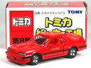 特注トミカ トミカショップ 組み立て工場 第8弾 日産 スカイライン GTS R31 レッド (内装:レッド)