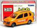 特注トミカ 組み立て工場 第9弾 トヨタ スパシオ オレンジ (内装:ブラック)