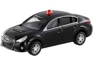トミカリミテッド レガシィ パトロールカー