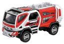 トミカプレミアム 02 モリタ 林野火災用消防車