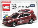 特注トミカ 第43回 東京モーターショー 2013 No.2 スバル レガシィ B4