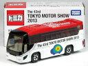 特注トミカ 第43回 東京モーターショー 2013 No.5 いすゞ ガーラ