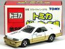特注トミカ トミカショップ 組み立て工場 第8弾 日産 スカイライン GTS R31 ホワイト/ゴールド (内装:グレー)