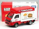 特注トミカ トミカショップ スバル サンバー 移動販売車 (トミカバーガー)