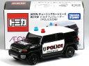 特注トミカ イオン チューニングカーシリーズ 第28弾 トヨタ FJクルーザー POLICE仕様