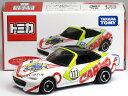 特注トミカ トイザらスオリジナル メディア対抗ロードスター 4時間耐久レース CARトップ ロードスター