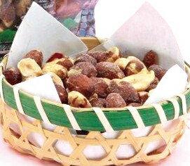塩ピーナッツ(平袋)の商品画像