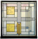 【送料無料 あす楽】フランクロイドライト アートグラス ウィリッツ ステンドグラス ガラス工芸 フランクロイドライト Frank Lloyd Wright 装飾