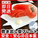 セラミックジャパン チャットプレート #4 Ikuko Nakazawa お皿 小皿 フキダシ 卒業 入学 就職祝