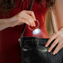楽天アントデザインストアフレッド ダイヤの指輪型LEDライト&バッグホルダー Fred Shine + Dine FRE-5215713 おしゃれ かわいい プチギフト ポイント消化 FRED Led Bag Holder HANDBAG HOOK & LED LIGHT カバン掛け 鞄かけ フック バッグ レディース メンズ ダイヤ ダイヤモン【10倍+エントリー3倍】