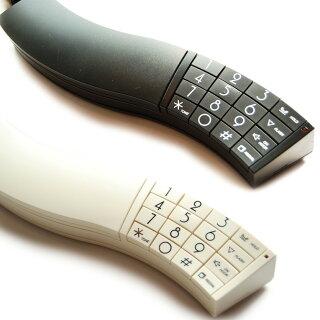WAVEPHONEデザイン電話機【電話機デザインテレフォンモマMOMAデザイン電話オフィスウェーブホンミッドセンチュリーシンプル】