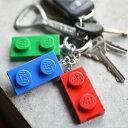 【あす楽】LEGO LED キーホルダー パーツ ブランド 金具 ミニ レゴ 服飾小物 ミニ ブロック キーホルダー パーツ ブランド 金具 キーチェーン ライト ランプ
