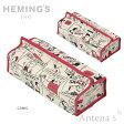 《全3色》HEMING'S tente スヌーピー ティッシュケース 【SNOOPY ヘミングス テンテ デザイン雑貨 リビング インテリア Vintage PEANUTS】