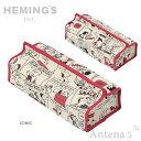 《全3色》HEMING'S tente スヌーピー ティッシュケース 【SNOOPY ヘミングス テンテ デザイン雑貨 リビング インテリア Vintage P...