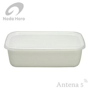 レクタングル ホワイト シリーズ ノダホーロー キッチン デザイン