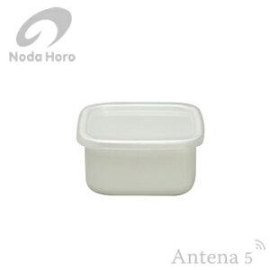スクエア ホワイト シリーズ ノダホーロー キッチン デザイン