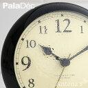 《全4色》PalaDec Deciel シャワークロック 【ディシェル バスクロック パラデック 防滴 時計 お風呂場 浴室 デザイン雑貨】