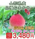 【送料無料】 山形県産 品種おまかせ 桃 約 2kg 5〜10個 特秀品 桃/もも/モモ/白桃/黄