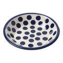 ショッピングブリタ セラミカ(ツェラミカ)【ブリタ】スープ皿|ポーリッシュポタリー(ポーランド陶器・北欧・Ceramika Artystyczna)|※包装のしメッセージカード無料対応