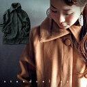期間限定送料無料!『流行のスタンドカラーを追い続ける。』大人女子世代に贈る、スタンドカラーコート##R8