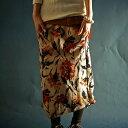 きっと手にしたくなる。レトロデザイン花柄スカート##・11月19日20時〜再再販。「G」