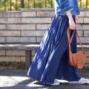 どちらも本当に使えるんです。『着回し力のリバーシブルスカート!』2月5日20時〜発売!カジュアルもモードもここに凝縮。リバーシブルロングスカート##e3