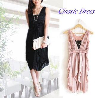 [Party bag wedding Bolero dress dress S, M, L, 7 No. 9 No. 11 no. response! Elegant prom dress 516 wrinkle-resistant