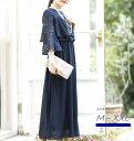 フォーマルドレス パーティードレス 大きいサイズ 結婚式 ワンピース ドレス ロング丈