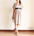 [party dress wedding ceremony bolero dress one piece office] S,M,L,7 - 11 correspondence! Celebrity one piece [smtb-KD] #an100 which the party can wear