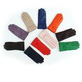 【メール便利用可能 送料215円】TBC-008 レディース ラム革手袋 G-LOVE(Gラヴ)