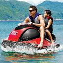 Aqua Crusier シースクーター アクアクルーザー インフレータブル水上スクーター ジェット ジェットスキー マリンジェット電動スクータ..