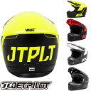 JETPILOT ジェットパイロット ヘルメットフリーライド...