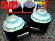 FIAMM/フィアム強力電磁ホーン メルセデス純正 CTE/Mini スケルトンブルー