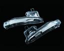 送料無料!Valenti/ヴァレンティ ジュエルLEDドアミラーウインカー80系ノア・ヴォクシー・エスクァイア(ハイブリッド含む)クリア/クローム LEDライトバーホワイト【smtb-ms】