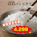 コシヒカリ 10kg(5kg×2袋) 福島県産 お米 元年産...