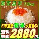 【23年度産】【新米】【送料無料】『農家直米白米10K』【b_2sp0922】