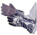 【日本エンコン】 耐熱・防炎 アルミ5指手袋 【5本の指が自由に使えるアルミ5指手袋】【HLS_DU】【RCP】