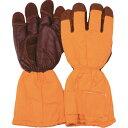 サンエス 冷凍倉庫用 防寒手袋 MB-128 (防寒着・作業服・防寒対策) (-60度の冷凍庫でも使用可能な防寒手袋)