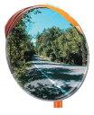 丸型カーブミラー 800φ ステンレス製 Z 道路反射鏡 設置基準合格品 ナック・ケイ・エス