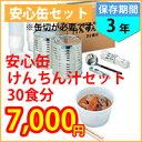 安心缶けんちん汁セット30食...