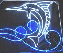 カジキ LEDイルミネーション【20 】【送料無料】【クリスマス】【イルミネーション】【電飾】【モチーフ】【大人気】