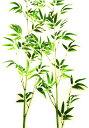 七夕 大きい笹 人工植物【2メートルのビッグサイズ!スタンド...