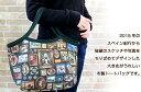 【送料無料】エスパーニャ コラージュ トートバッグ わちふぃーるど ダヤン 猫雑貨 猫グッズ ダヤングッズ