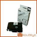 MAX ラベルプリンタ ビーポップミニ 12mm幅テープ 白地黒字 LML512BW 7147