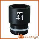 KTC 19.0sq.インパクトレンチ用ソケット(標準)ピン・リング付46mm BP646P 2285