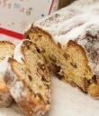 ドイツの伝統的なクリスマスのお菓子シュトーレン。ドライフルーツ、ナッツ、バターをたっぷり煉り込み、独自の製法で丁寧に焼き上げた、自慢のシュトーレン。シュトーレン 【ギフト 焼き菓子 クリスマス 期間限定】