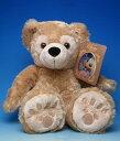 WDW発売ディズニーベア、ダッフィー「TAN DISNEY BEAR」30cm