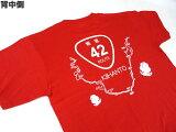 【ご購入後レビュー書込み&メール連絡でステッカープレゼント中!】あおりねっとオリジナルTシャツ(煽道紀伊半島バージョン) レッド【メール便だと送料80】【7千以上】