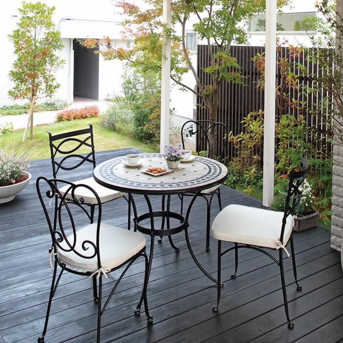 《ガーデンファニチャー/ガーデンテーブル》ルナ...の紹介画像3